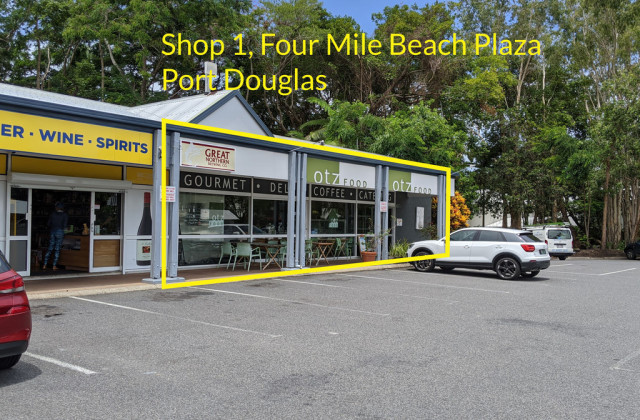 Shop 1, Cnr Barrier Street & Port Douglas Road, PORT DOUGLAS QLD, 4877