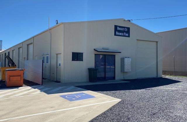 Shed 1 / 20 Brissett Street, INVERELL NSW, 2360