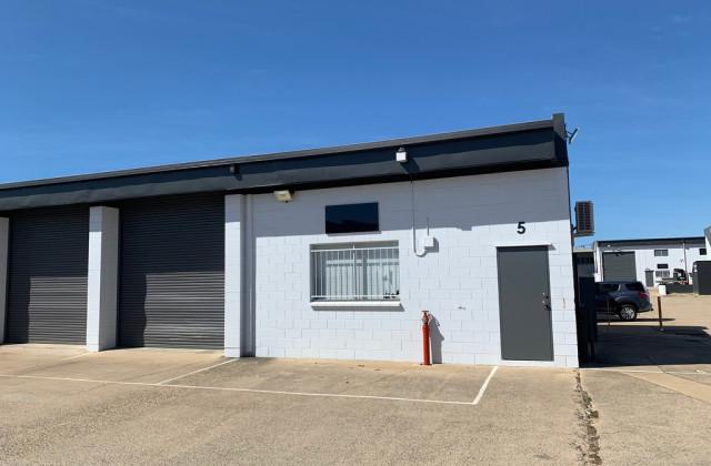 Unit 5, 62 Keane Street, CURRAJONG QLD, 4812