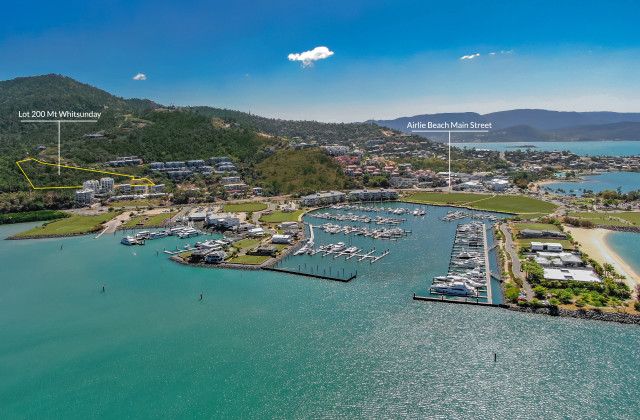 Lot 200 Mount Whitsunday Drive, AIRLIE BEACH QLD, 4802