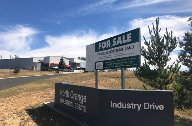 Proposed Lot 35 Industry Drive, ORANGE NSW, 2800