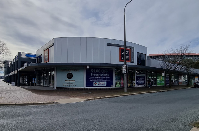 Shop 1/Lakeview Square 21 Benjamin Way, BELCONNEN ACT, 2617