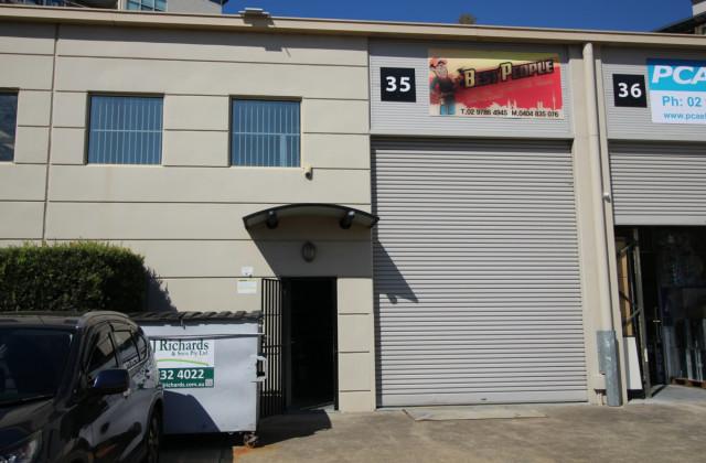 Unit 35/378 Parramatta Road, HOMEBUSH NSW, 2140