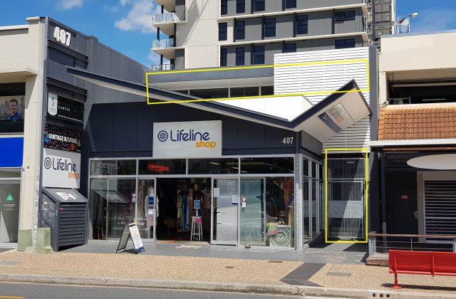 1/407 Logan Road, STONES CORNER QLD, 4120