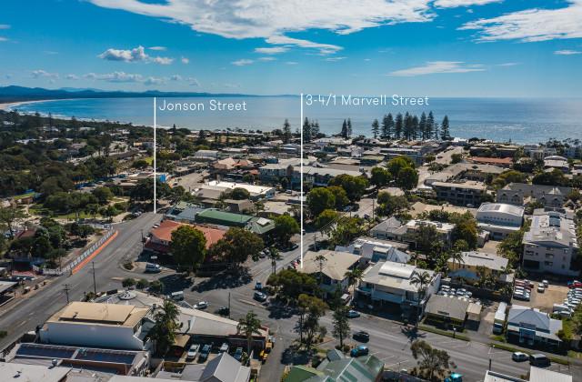 3-4/1 Marvell Street, BYRON BAY NSW, 2481