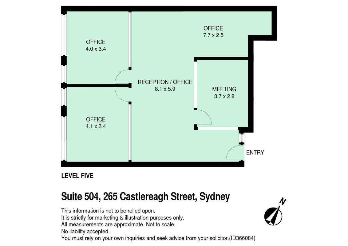 10 Downing Street Floor Plan Property For Lease In Level 5 504 265 Castlereagh Street