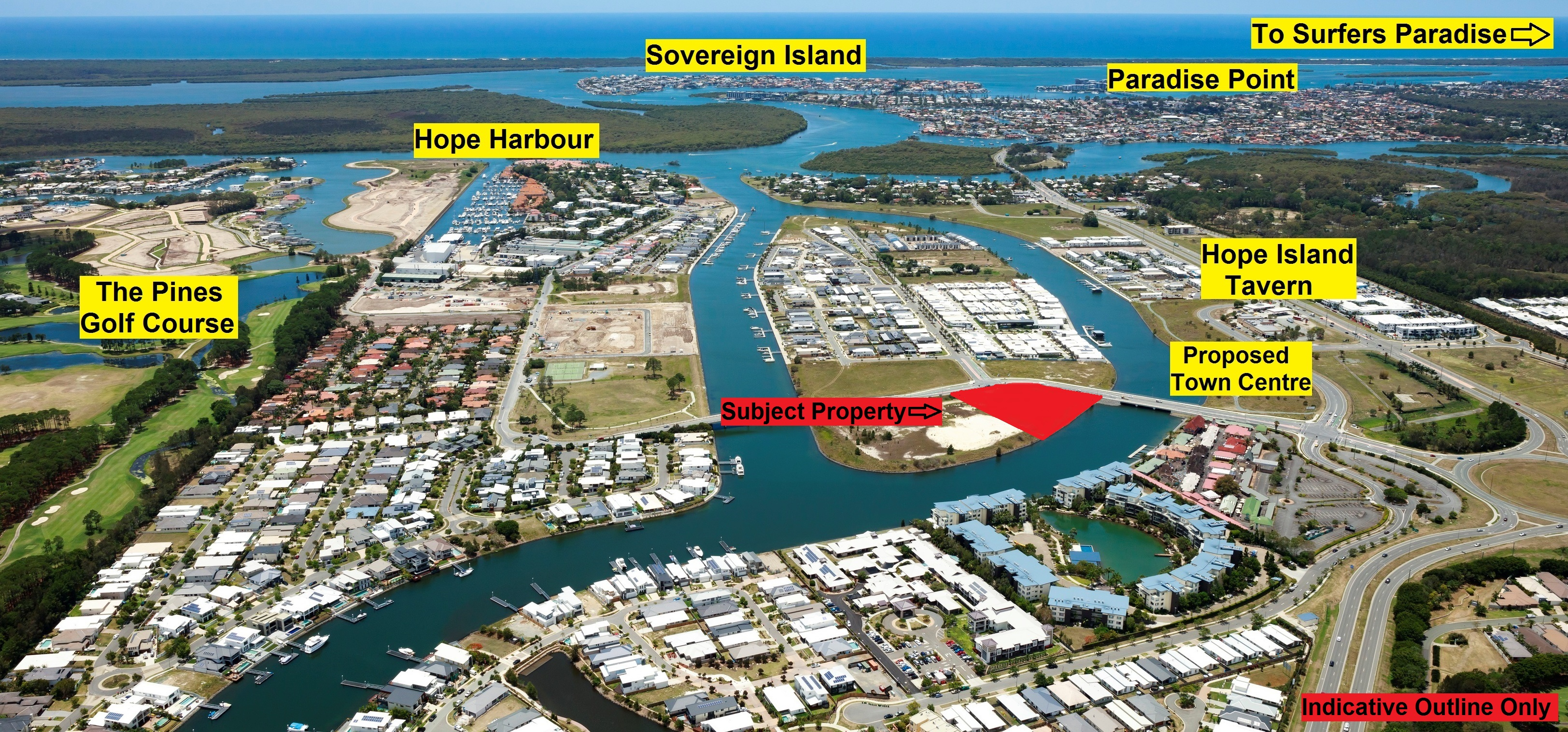Hope Island Town Centre Sold